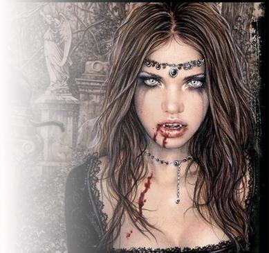 Custom Vampire Veneers