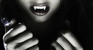 Custom Vampire Fang Veneers