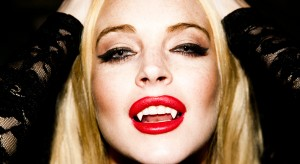 Vampire Lindsay Lohan
